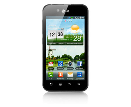 LG Optimus Black firmware