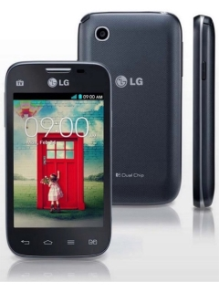 LG L40 Dual  flash file