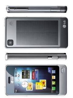 LG GD510(LGGD510) LG Sun Edition  firmware