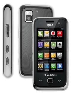 LG GM750(LGGM750) LG Layla  firmware