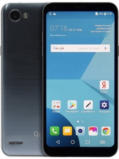 LG Q6 Dual  flash file