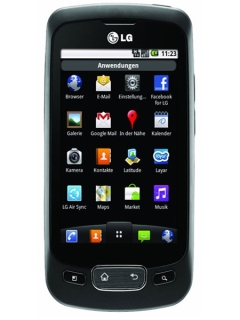LG P500(LGP500) LG Optimus One  firmware