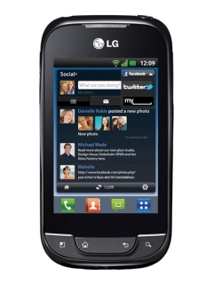 LG Optimus Link Dual  flash file