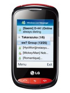LG T310I(LGT310I) LG Cookie